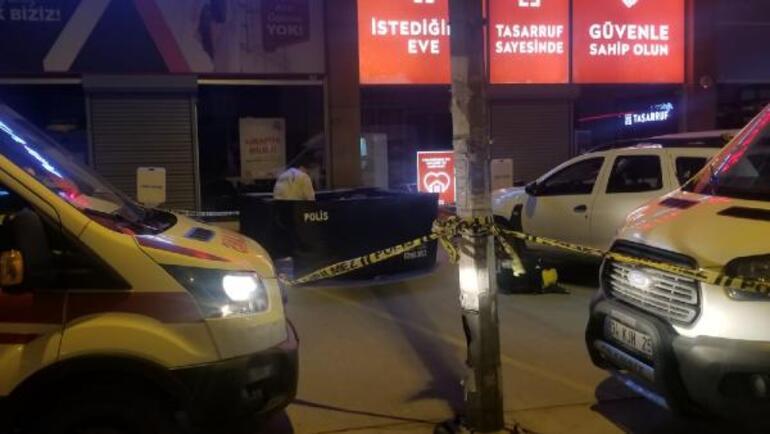İstanbul Esenyurtta korkunç olay Genç kız otelin 8inci katından düştü