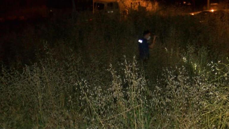 Gece yarısı İstanbulun göbeğinde kalaşnikoflu çatışma