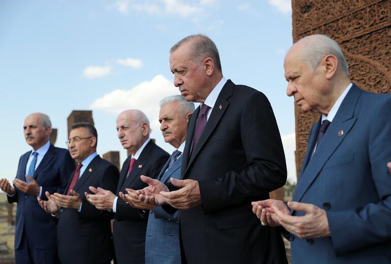 Son dakika: Cumhurbaşkanı Erdoğan: Artık hiçbir kesimin milletimize acı yaşatmasına izin vermeyeceğiz
